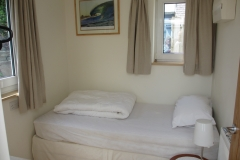 Polzeath Chalet Bedroom 3