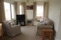Polzeath Chalet Living Room